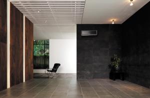 Varmepumper miljøbilde stue