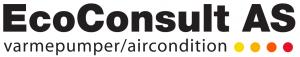 EcoConsult logo varmepumper